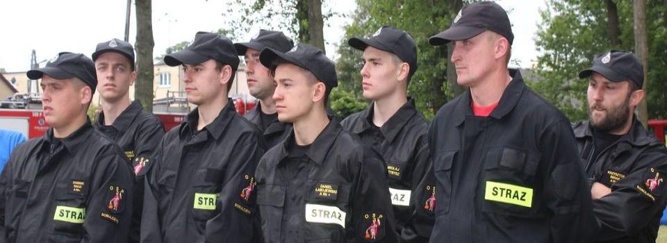 Ochotnicza Straż Pożarna w Bobulczynie